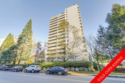 Metrotown Apartment for sale: Park Avenue 1 bedroom 711 sq.ft. (Listed 2017-12-12)