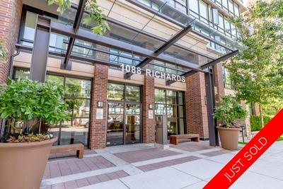 Yaletown Condo for sale: Richards Living 1 bedroom 563 sq.ft.