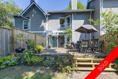 Champlain Heights Townhouse for sale: Moorpark 3 bedroom 1,258 sq.ft. (Listed 2018-08-14)